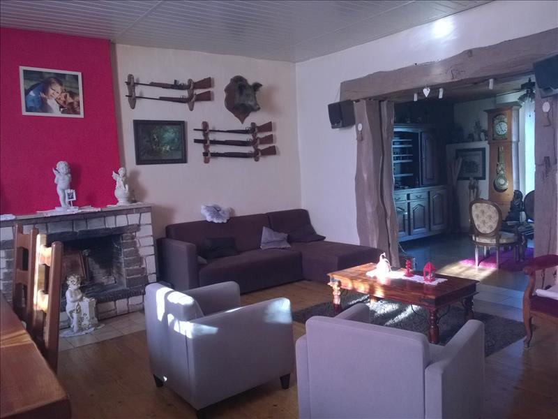 Vente Maison LA TREMBLADE (17390) - 7 pièces - 134 m² -