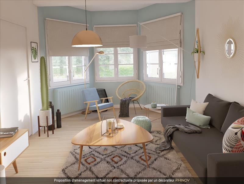 Vente Maison CHAILLEVETTE (17890) - 6 pièces - 146 m² -