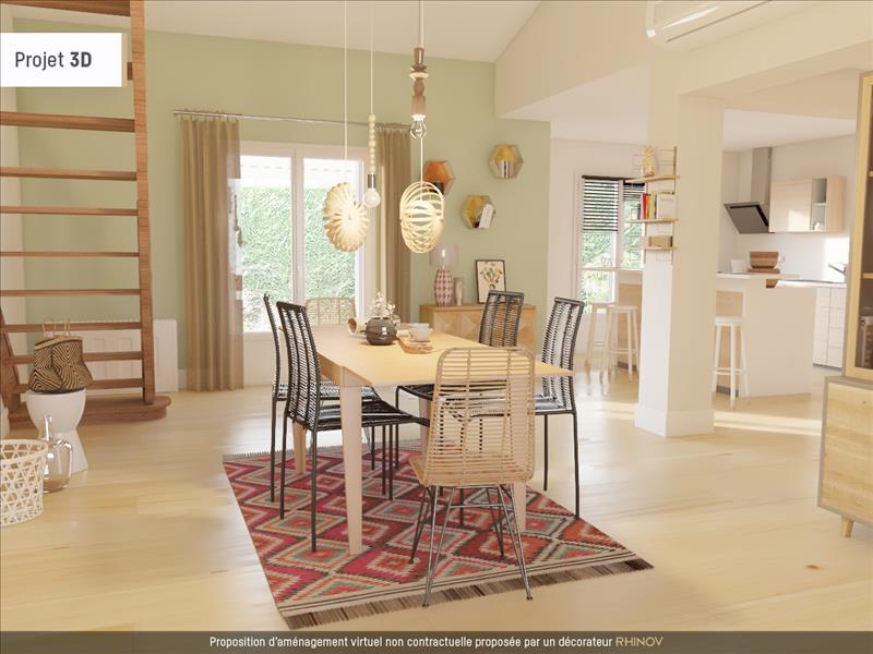 Vente Maison LA TREMBLADE (17390) - 5 pièces - 130 m² -