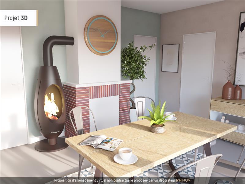 Vente Maison ETAULES (17750) - 4 pièces - 68 m² -