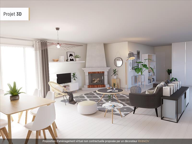 Vente Maison CHAILLEVETTE (17890) - 5 pièces - 114 m² -