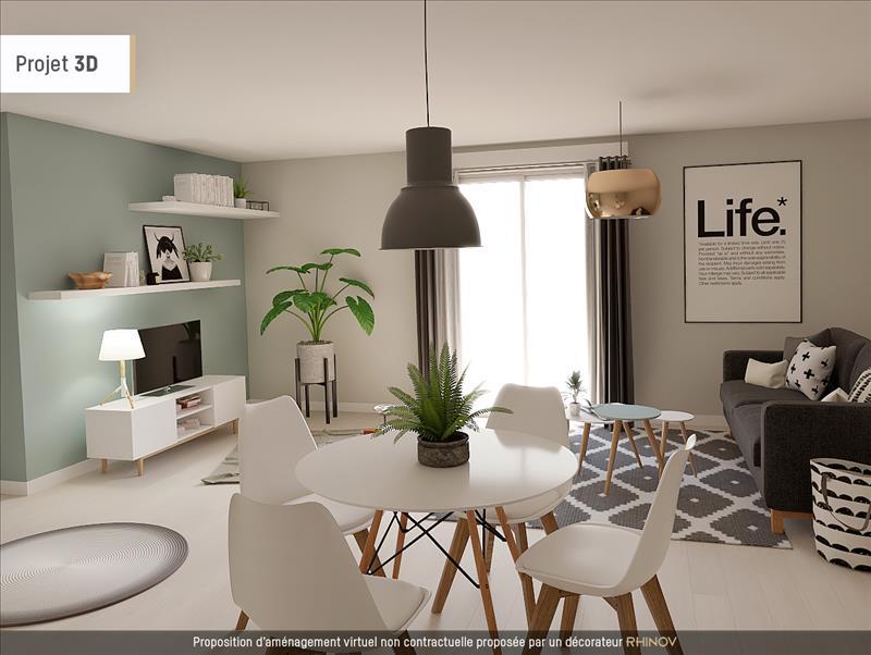 Vente Maison CHAILLEVETTE (17890) - 5 pièces - 87 m² -