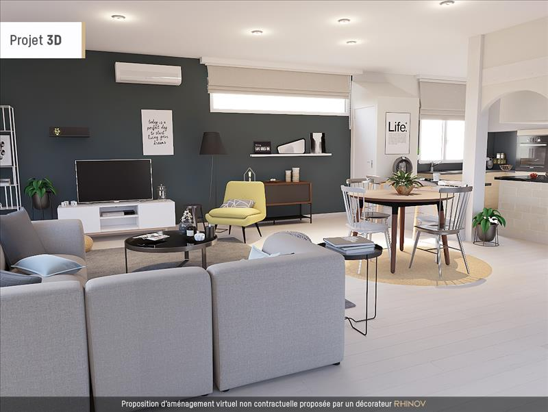 Vente Maison LA TREMBLADE (17390) - 4 pièces - 98 m² -