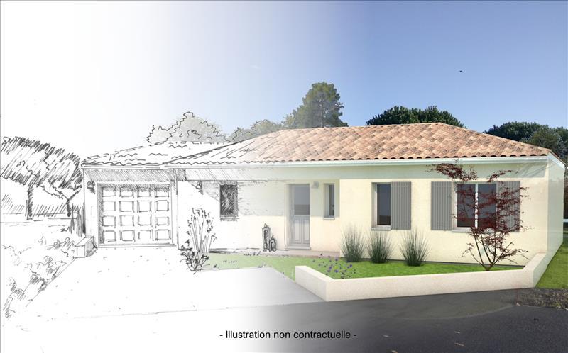Vente Terrain LES MATHES (17570) - 464 m² -