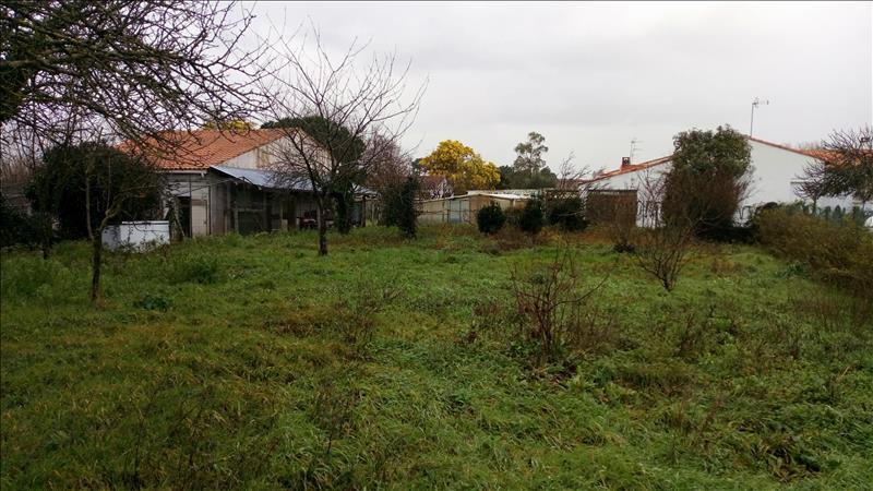 Vente Terrain ARVERT (17530) - 570 m² -