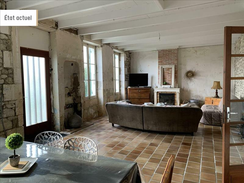 Vente Maison ARVERT (17530) - 5 pièces - 180 m² -