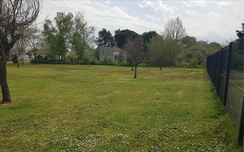 Vente Terrain ARVERT (17530) - 850 m² -