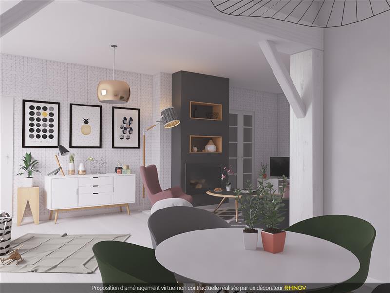 Vente Maison ANNESSE ET BEAULIEU (24430) - 5 pièces - 107 m² -