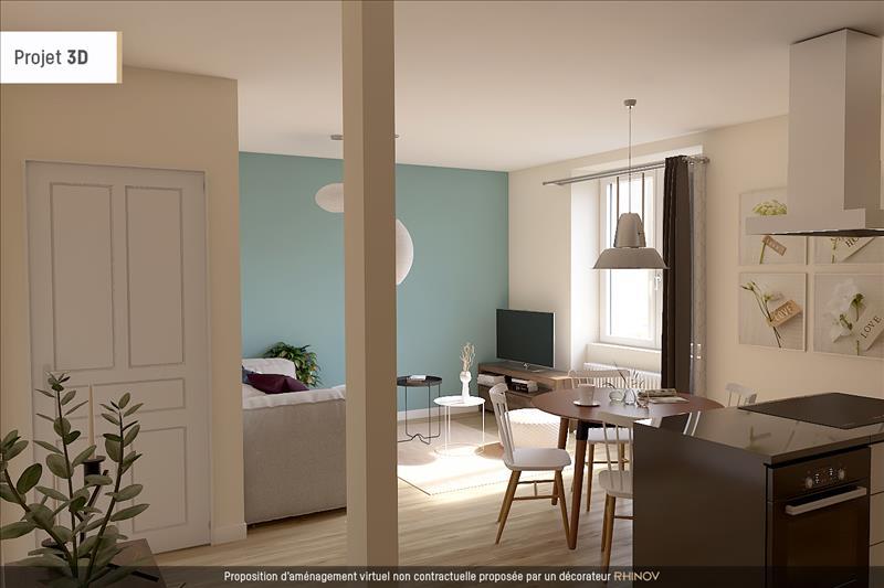 Vente Appartement BRIVE LA GAILLARDE (19100) - 3 pièces - 66 m² - Quartier Rocher Coupé - Breuil - Chanlat - Bouquet - Teinchurier