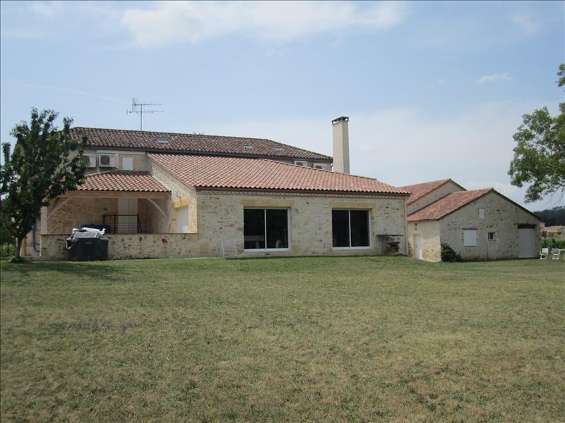 Maison MONSEMPRON LIBOS - 7 pièces  -   319 m²