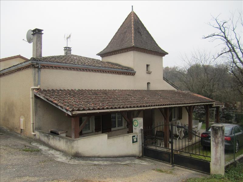 Maison FUMEL - 5 pièces  -   154 m²