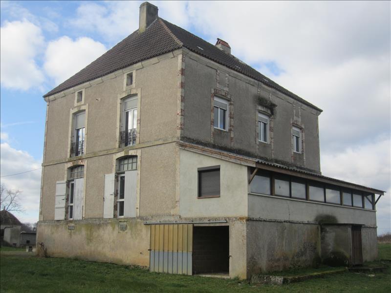 Maison MAUROUX - (46)