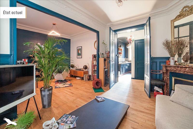 Vente Appartement ARGENTEUIL (95100) - 3 pièces - 53 m² - Quartier Argenteuil|Centre-ville