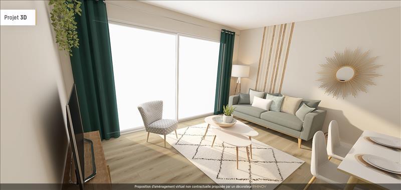 Vente Appartement ARGENTEUIL (95100) - 2 pièces - 44 m² - Quartier Argenteuil|Val Sud