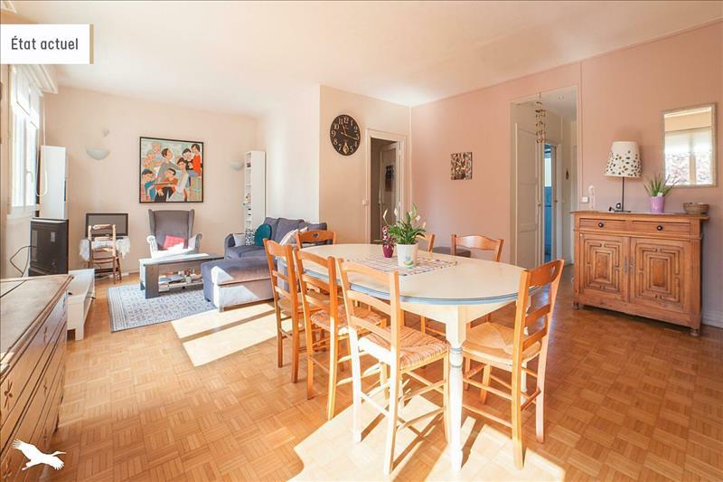 Vente Appartement ARGENTEUIL (95100) - 4 pièces - 78 m² - Quartier Argenteuil|Centre-ville