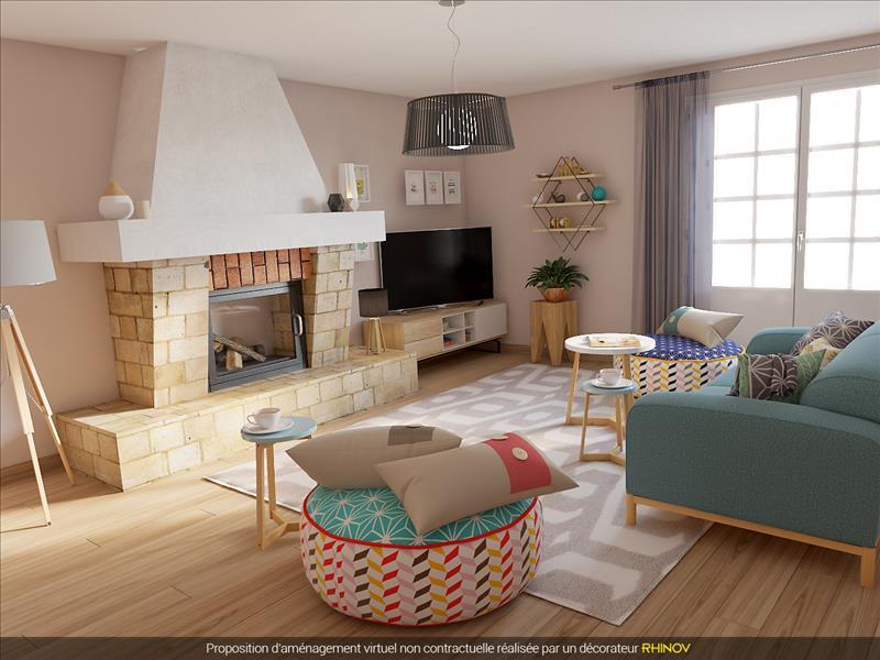 Vente Maison AINAY LE VIEIL (18200) - 7 pièces - 190 m² -