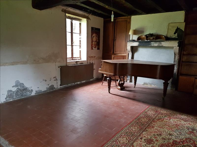 Maison ST PIERRE LES ETIEUX - (18)