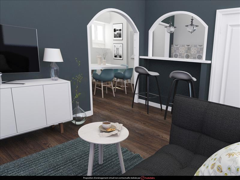 Vente Maison ST AMAND MONTROND (18200) - 4 pièces - 103 m² -