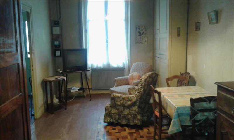 Vente Maison ST AMAND MONTROND (18200) - 3 pièces - 74 m² -