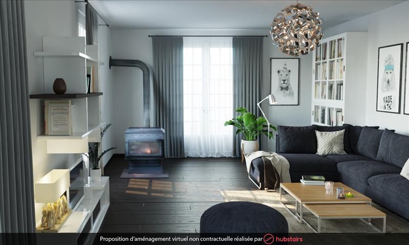Vente Maison ST AMAND MONTROND (18200) - 8 pièces - 190 m² -