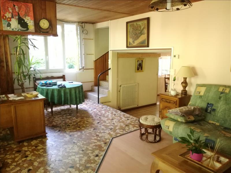 Vente Maison ST AMAND MONTROND (18200) - 5 pièces - 128 m² -
