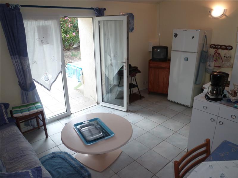 Appartement ST NAZAIRE SUR CHARENTE - 1 pièce  -   22 m²