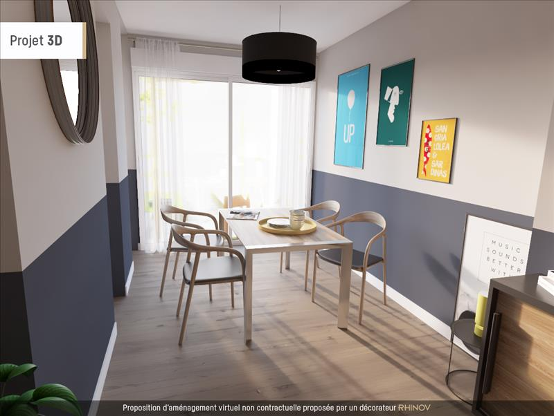 Vente Maison ROCHEFORT (17300) - 6 pièces - 94 m² - Quartier La Mauratière - Belle Judith