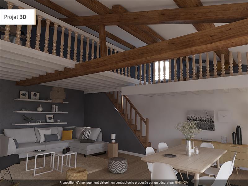 Vente Maison TONNAY CHARENTE (17430) - 9 pièces - 275 m² -