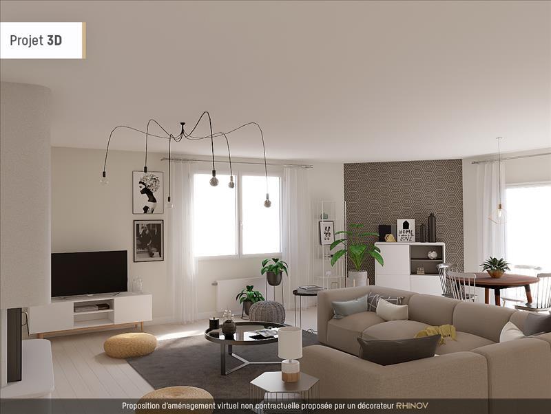 Vente Maison TONNAY CHARENTE (17430) - 6 pièces - 160 m² -