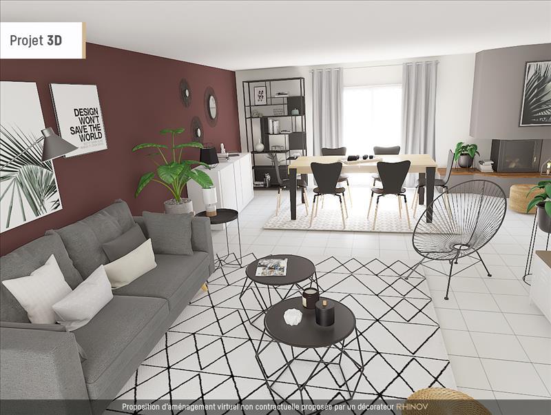 Vente Maison ROCHEFORT (17300) - 7 pièces - 157 m² - Quartier Champlain Anatole France