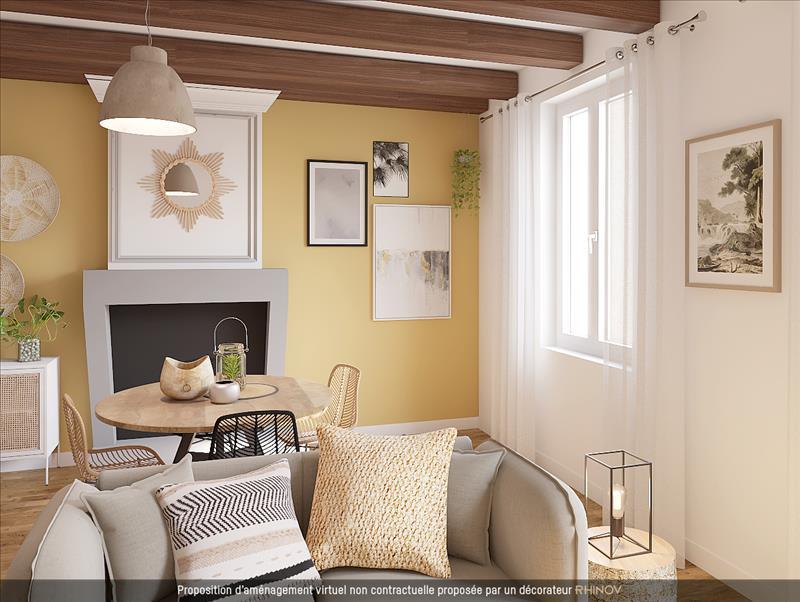 Vente Maison CABARIOT (17430) - 4 pièces - 147 m² -