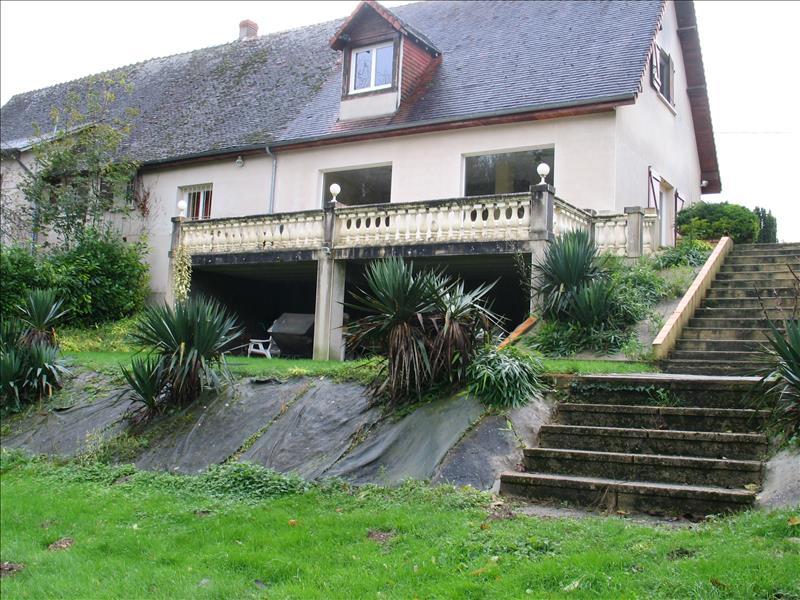 Maison VILLEDIEU SUR INDRE - 6 pièces  -   190 m²