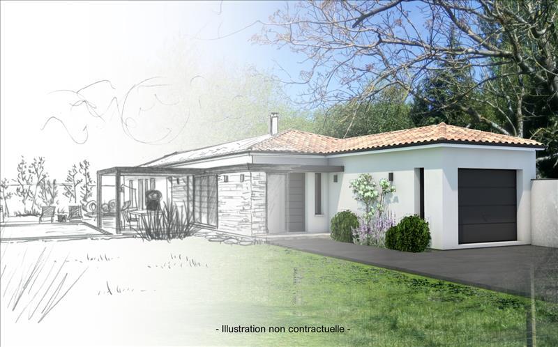 Vente Terrain MERIGNAC (33700) - 740 m² - Quartier Centre-ville