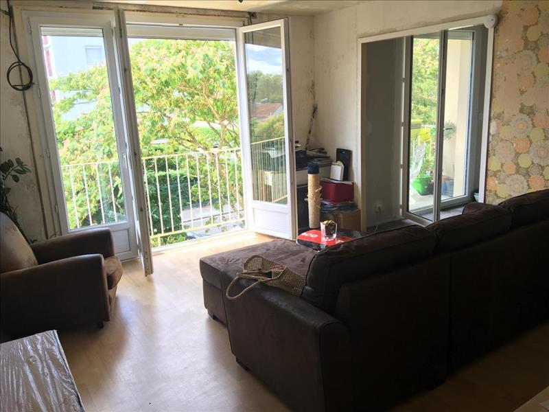 Vente Appartement MERIGNAC (33700) - 4 pièces - 70 m² - Quartier Arlac