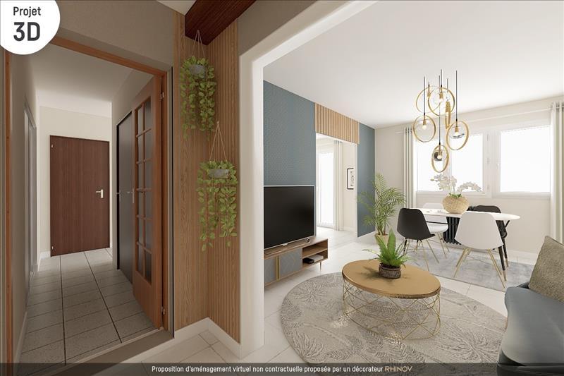 Vente Appartement MONTPELLIER (34070) - 3 pièces - 71,85 m² - Quartier Montpellier|Sud