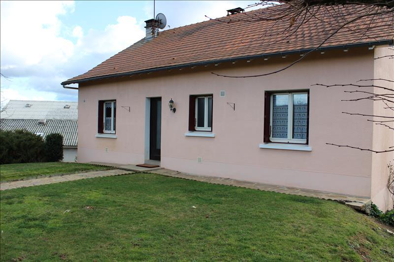 Maison ST YRIEIX LA PERCHE - 4 pièces  -   153 m²