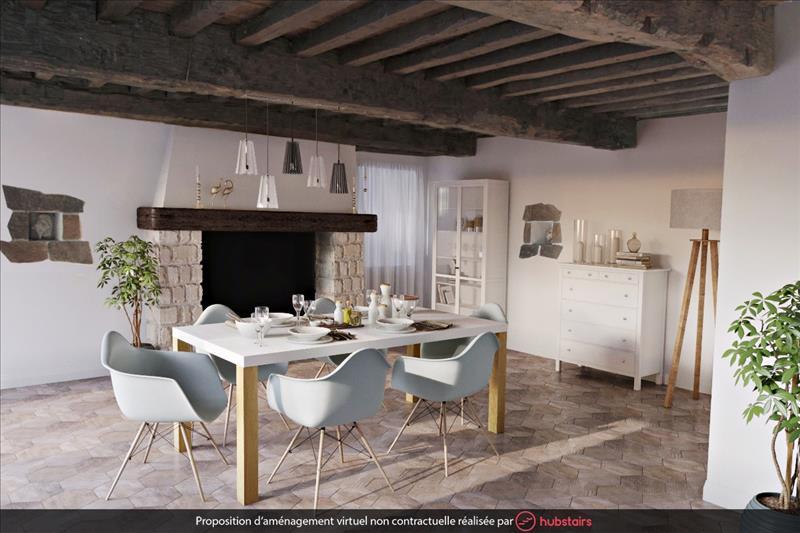 Vente Maison NEXON (87800) - 6 pièces - 165 m² -