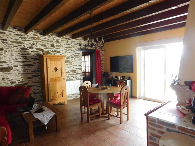 Vente Maison ANGOISSE (24270) - 5 pièces - 130 m² -