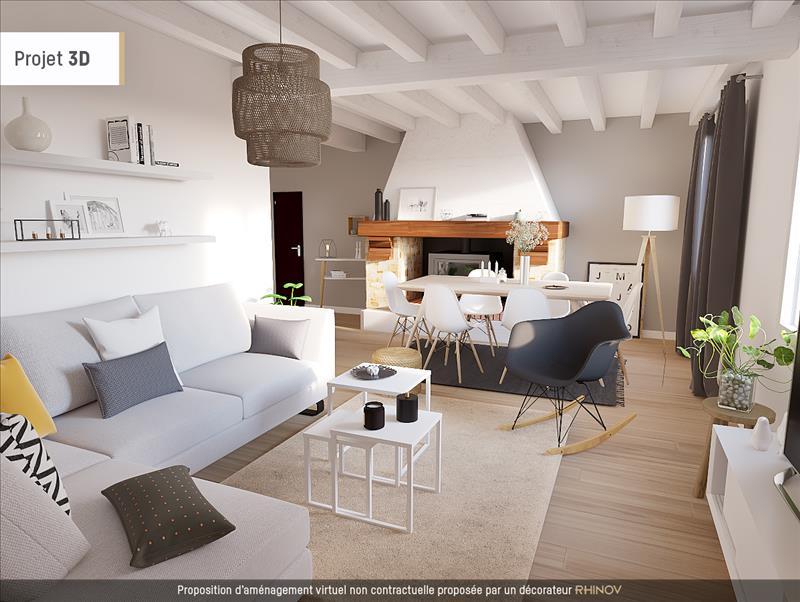 Vente Maison LE CHALARD (87500) - 5 pièces - 210 m² -