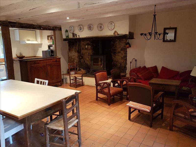 Vente Maison CHATEAU CHERVIX (87380) - 6 pièces - 146 m² -