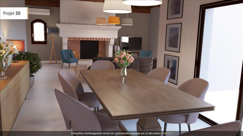 Vente Maison MONTJOIRE (31380) - 7 pièces - 155 m² -