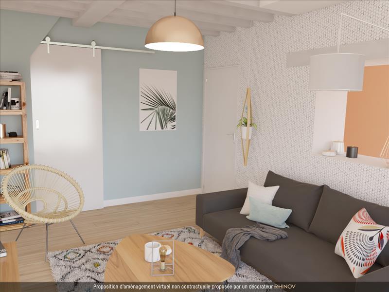 Vente Appartement BOUAFLE (78410) - 2 pièces - 32 m² -