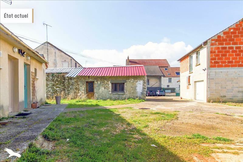 Vente Immeuble BOUAFLE (78410) - 500 m² -