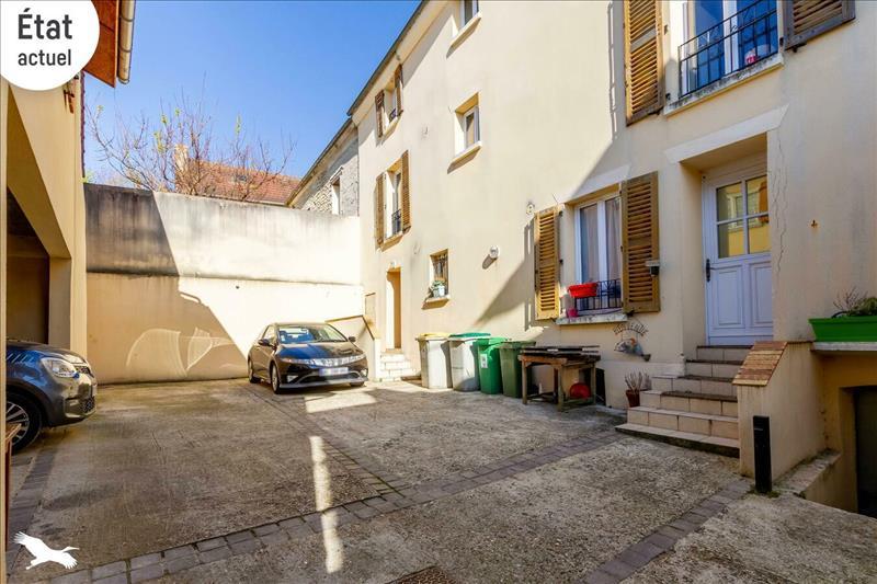 Vente Immeuble BOUAFLE (78410) - 260 m² -