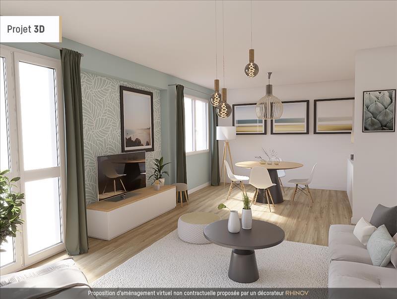 Vente Appartement ORGEVAL (78630) - 4 pièces - 88 m² -