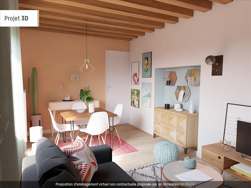 Vente Maison ORGEVAL (78630) - 4 pièces - 62 m² -