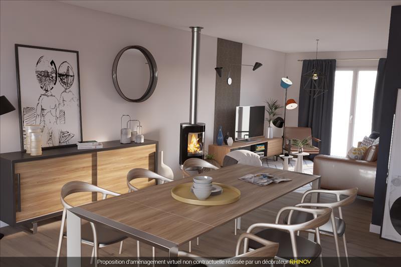 Vente Maison CINQ MARS LA PILE (37130) - 4 pièces - 103 m² -