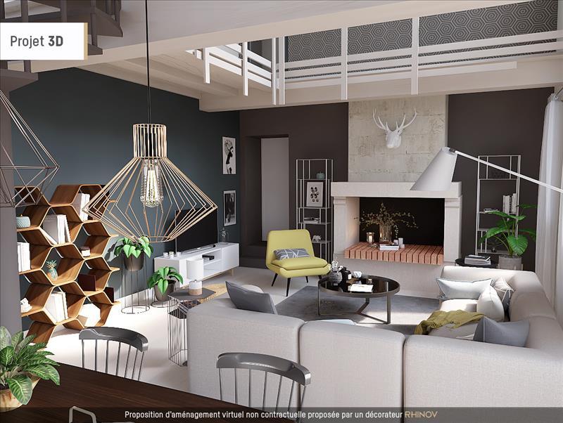 Vente Maison BREHEMONT (37130) - 7 pièces - 170 m² -