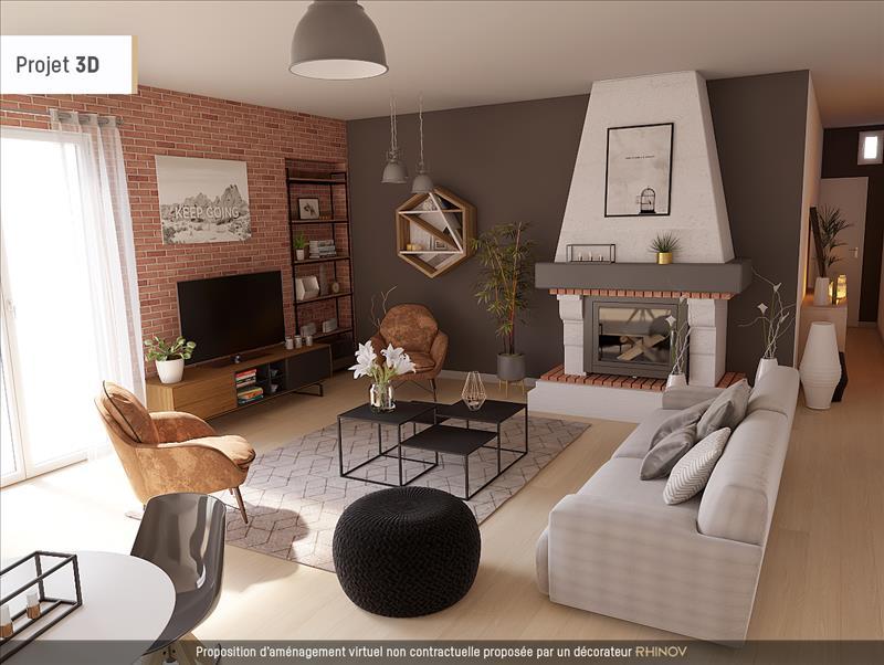 Vente Maison RESTIGNE (37140) - 6 pièces - 150 m² -