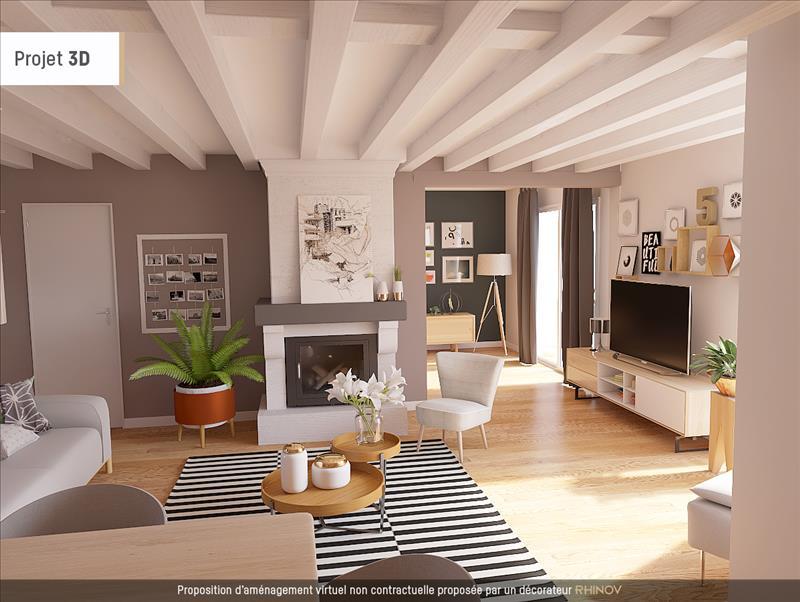 Vente Maison CONTINVOIR (37340) - 7 pièces - 174 m² -